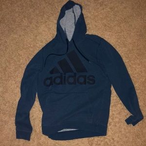 Adidas Men's Sweatshirt (Navy)